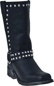 Dingo Women's Harness Strap Western Boot Size 7.5, New