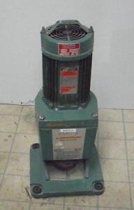 LIGHTNIN XJQ 230 Mélangeur électrique usagé 2.3HP 208V 3Ph *AEVOS*