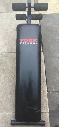 York Fitness Bench Gym