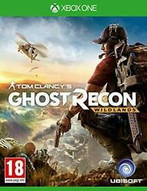 Ghost recon wildlands xbox one swap
