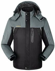 "Mens iLoveSIA padded coat to fit 44"" chest"