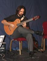 CLASSICAL/FLAMENCO GUITAR FOR YOUR EVENT
