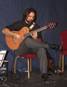 CLASSICAL/FLAMENCO GUITAR FOR YOUR EVENT Stratford Kitchener Area image 1