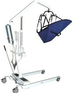 hoyer lift drive medical 400 lbs use for fully electric call 647-781-8987