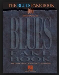 Blues Fake Book - great song book