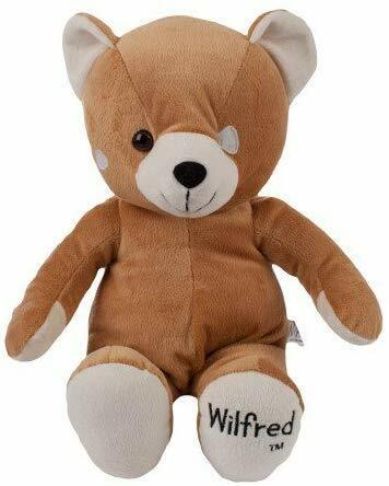 Costume Agent Wilfred Teddy Bear Plush