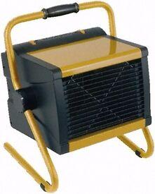 3kw workshop heater