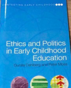 Ethics and Politics in ECE Book