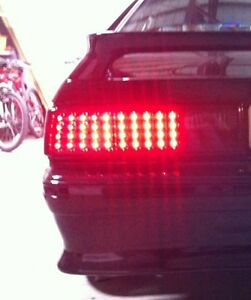 *BRAND NEW* 1988 - 1993 FORD MUSTANG FOX BODY LED TAIL LIGHTS
