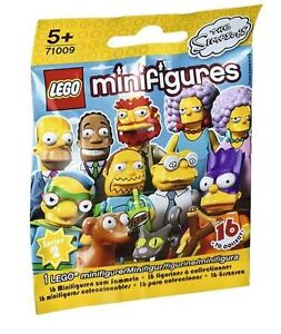 LEGO Minifigures - The Simpsons™ Series 2 - BRAND NEW & SEALED