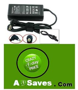AC Adapter Charger for Toshiba (19V-4.74A-5.5x2.5)