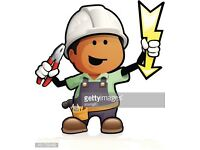 Electrician multi skilled tradesman
