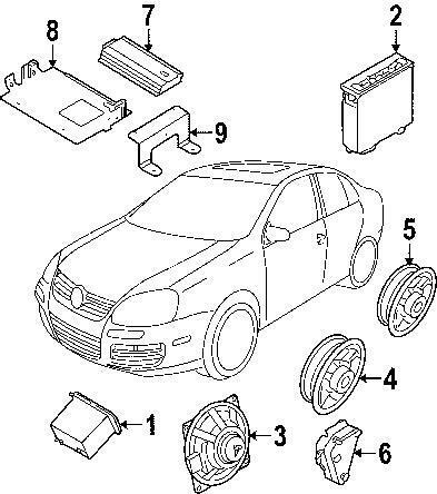 2011 Volkswagen Jetta Engine Diagram, 2011, Free Engine