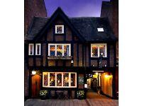 Chef de Partie full or part time - The Golden Cross, Shrewsbury