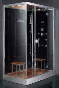 DEMO GLASS STEAM SHOWER BLOW OUT SALE