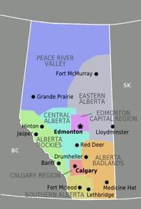 Master Franchise Opportunity - Edmonton