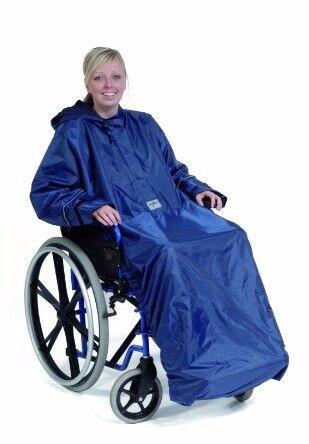 Simplantex - Wheely Mac Sleeved (wheel chair person cover)