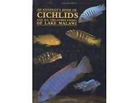 AD KONINGSS BOOK OF CICHLIDS AND ALL THE OTHER FISHES OF LAKE MALAWI