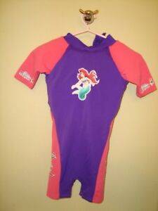 Little Mermaid Floating Swimsuit with built in PFD $15 reduced