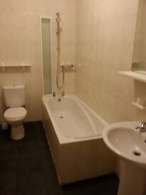 Two bed ground floor flat Furnished