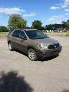 2005 Buick Rendezvous SUV, leather heated seats, make an offer!
