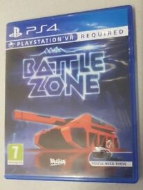 Battle Zone for PlayStation VR