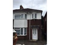 THE LETTINGS SHOP ARE PROUD TO OFFER A LOVELY 3 BED HOME IN WEST-BROMWICH,LYNTON AVENUE,DSS WELCOME
