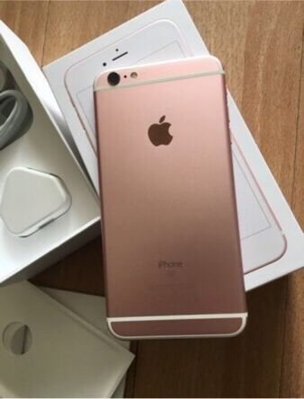iPhone 6s Plus (16gb) Rose Gold, UNLOCKED, Boxed Upin Bedford, BedfordshireGumtree - iPhone 6s Plus (16gb) Rose Gold, Boxed up, comes with all the accessories, Hardly used, UNLOCKED, under warranty from apple with receipts...Comes with screen protector and iPhone cover£450 Call or text 07824634630
