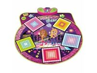 BRAND NEW DANCE MIXER-ZIPPY DANCE MAT PLAYING MAT