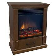 Electric Fireplace Mantle
