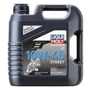 Full-Synthetic Liqui-Molly Motorcycle Oil  @ Halifax Motorsports