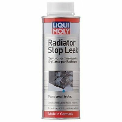 Liqui Moly Radiator Stop Leak Rad Car Cooling System Weld Repair 250ml
