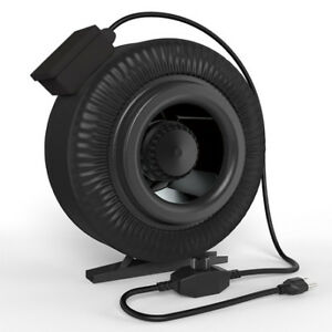 Inline Fans & Carbon Filters for Growing Weed at Home