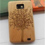 Samsung Galaxy S2 Wooden Case