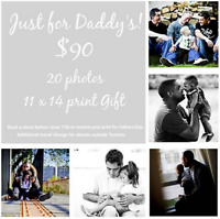 Father's Day Photo Sale!