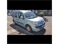 Renault Kangoo Automatic 1.6 (Selling very cheap as moving abroad)