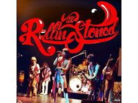 THE ROLLIN STONED AT BOOM BOOM CLUB AT SUTTON FC