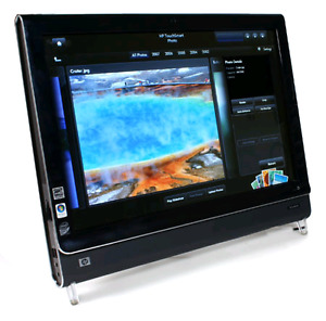 HP All-in-one Touch Screen PC