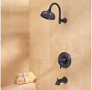 Features for Ashfield 1-Handle Tub & Shower, Trim Only