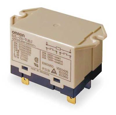 Omron G7l-2a-tubj-cb-ac24 Enclosed Power Relay6 Pin24vacdpst-no