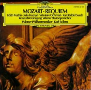 Mozart Requiem Wolfgang Amadeus Mozart, Karl B hm, Vienna Philharmonic Orchest - $4.49