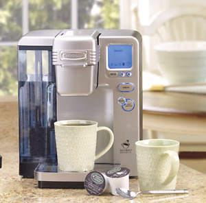 Cuisinart Single Serve Brewing System for Keurig K-cups