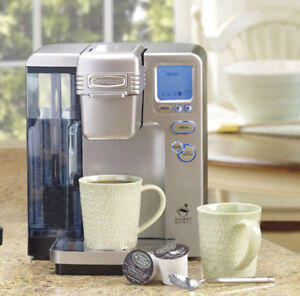 Coffee maker. Cuisinart SS-700C Single Serve Brewing System