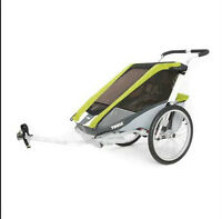 Chariot Jogging Stroller with Cycling Kit