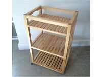 New IKEA Molger Trolly Burch