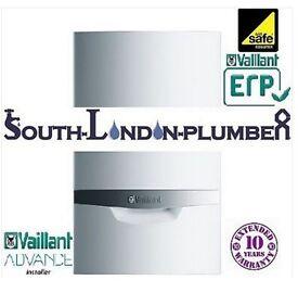 South London Plumber NEW BOILER INSTALLATION, REPAIR, SERVICE, GAS CERT, HOT WATER TANK, HEATING