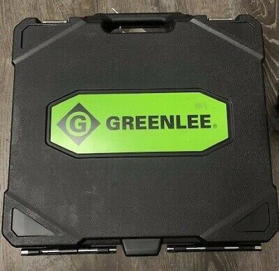 Greenlee Textron 7304 Knockout Punch Set For 2.533.54-conduit Case