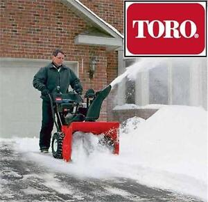 "NEW* TORO SNOW BLOWER 26""  ELECTRIC START POWER MAX 826 OE SNOWBLOWER WINTER SNOWING WEATHER ICE  83115632"