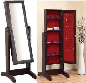 Jewelry Mirror Cabinet for sale