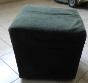 Rolig inflatable ikea chair and foot stool, blow up